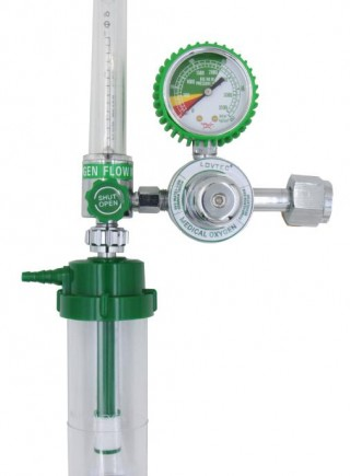 Diaphragm type CGA540 oxygen inhalator