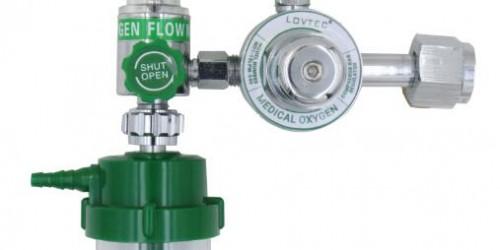 Sharp oxygen inhalator