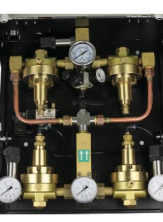 Automatic Manifold Medical Gas Supply System