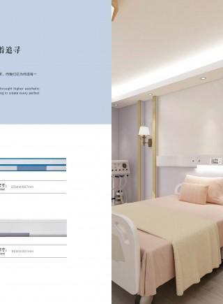 Medical Bed Head Unit Series