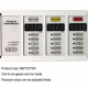Medical LED Area Alarm