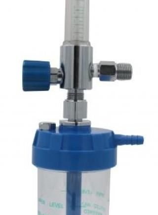 Aluminium oxygen flowmeter