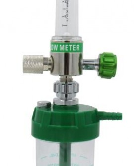 Click oxygen flowmeter