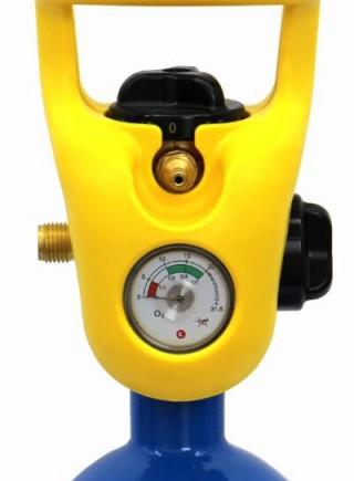 Portable regulator