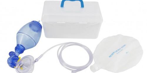 Splid Silicone Manual Resuscitator
