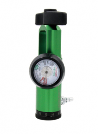 Pinyoke CGA870 Oxygen Regulator
