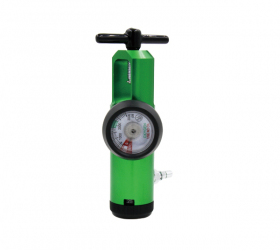 Western style oxygen regulator