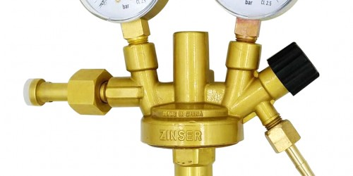 American style high pressure reducer