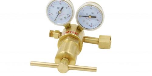 Copper high pressure reducer
