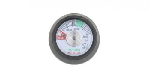 """UL listed 1.25"""" 1.5"""" 3000PSI gauge"""