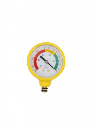 Vac gauge for vaccum regulator