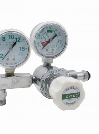 Flow Gauge Regulators