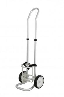 Aluminium cylinder trolley