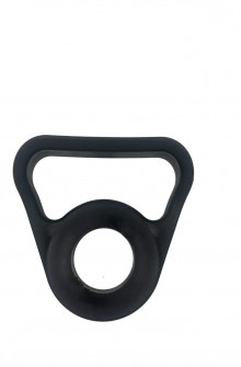 Cylinder handle plastic black