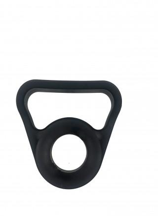 Cylinder handle plastic black