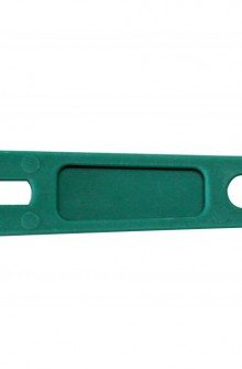 Medical plastic green iron wrench
